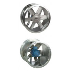 TGT/2-560-6/-5.5 Axial Fan cased
