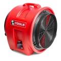 Portable polyethylene fan